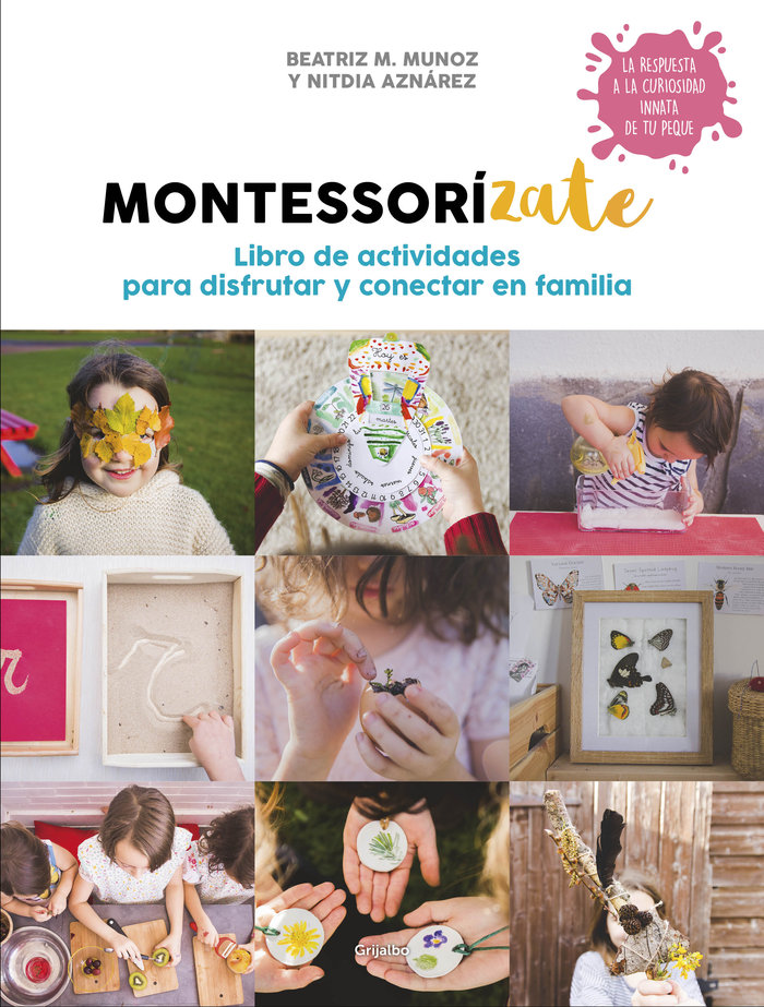 Montessorizate libro de actividades