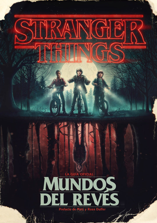 Stranger things mundos del reves