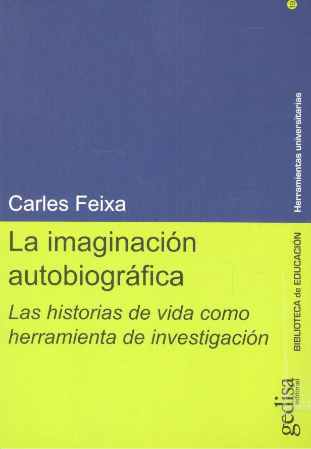 Imaginacion autobiografica,la