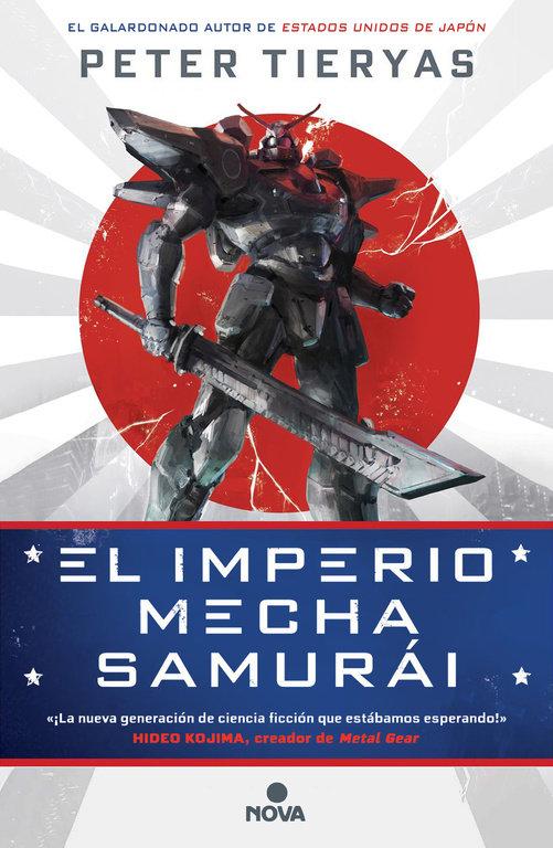 Imperio mecha samurai,el