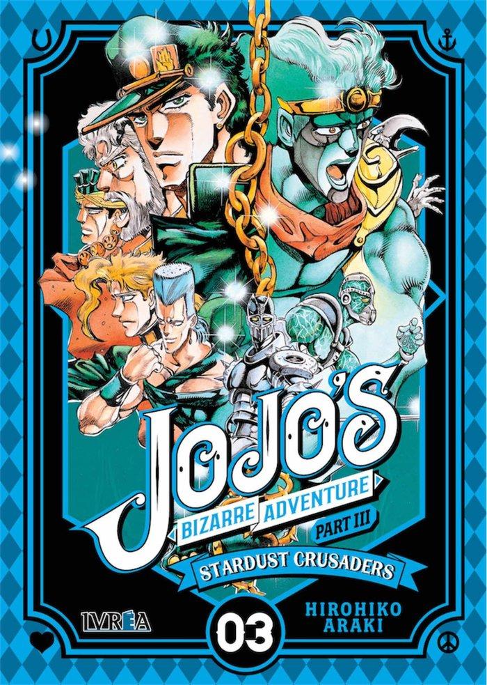 Jojos bizarre adventure parte iii stardust crusaders 03