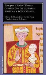 Compendio de historia romana y longobarda eutropi
