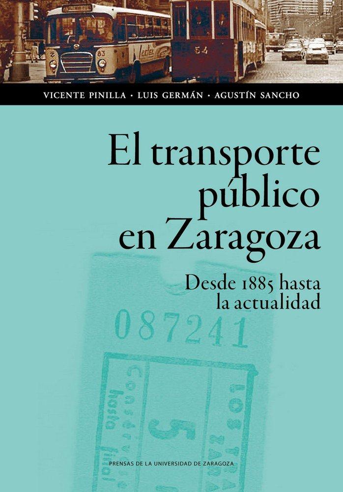 Transporte publico en zaragoza,el