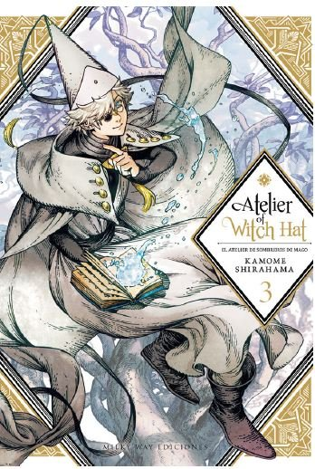Atelier of witch hat 3