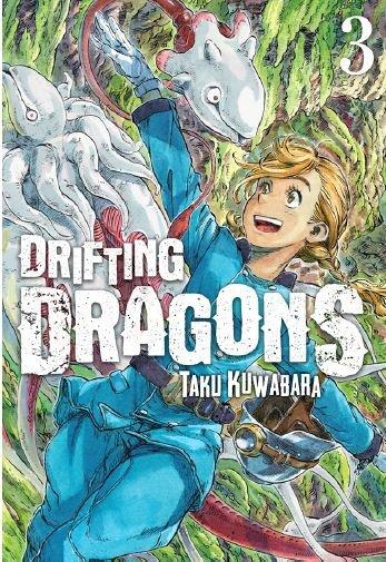 Drifting dragons 3