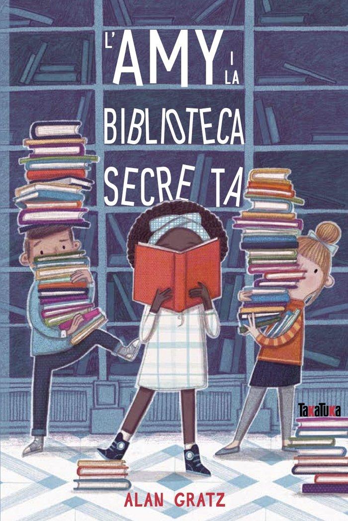 Amy i la biblioteca secreta,la