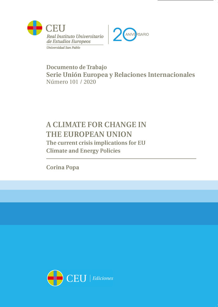 A climate for change in the european union.the current crisi