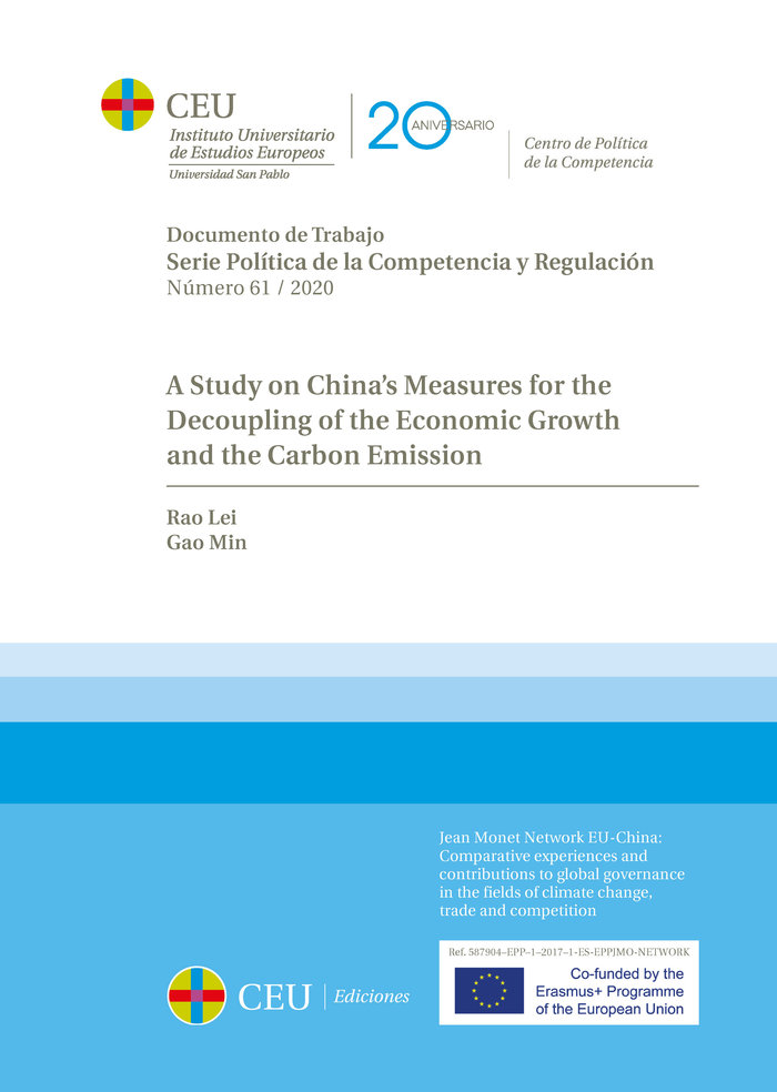 A study on chinas measures for th