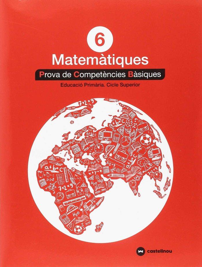 Matematiques 6ºep proves competencies basiques 2018