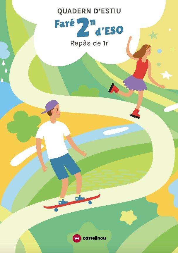 Fare 2ºeso quadern d`estiu vacances 1ºeso 19