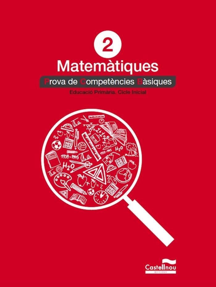 Matematiques 2ºep proves competencies basiques