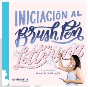 Iniciacion al brush pen lettering