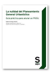 Nulidad del planeamiento general urbanistico,la