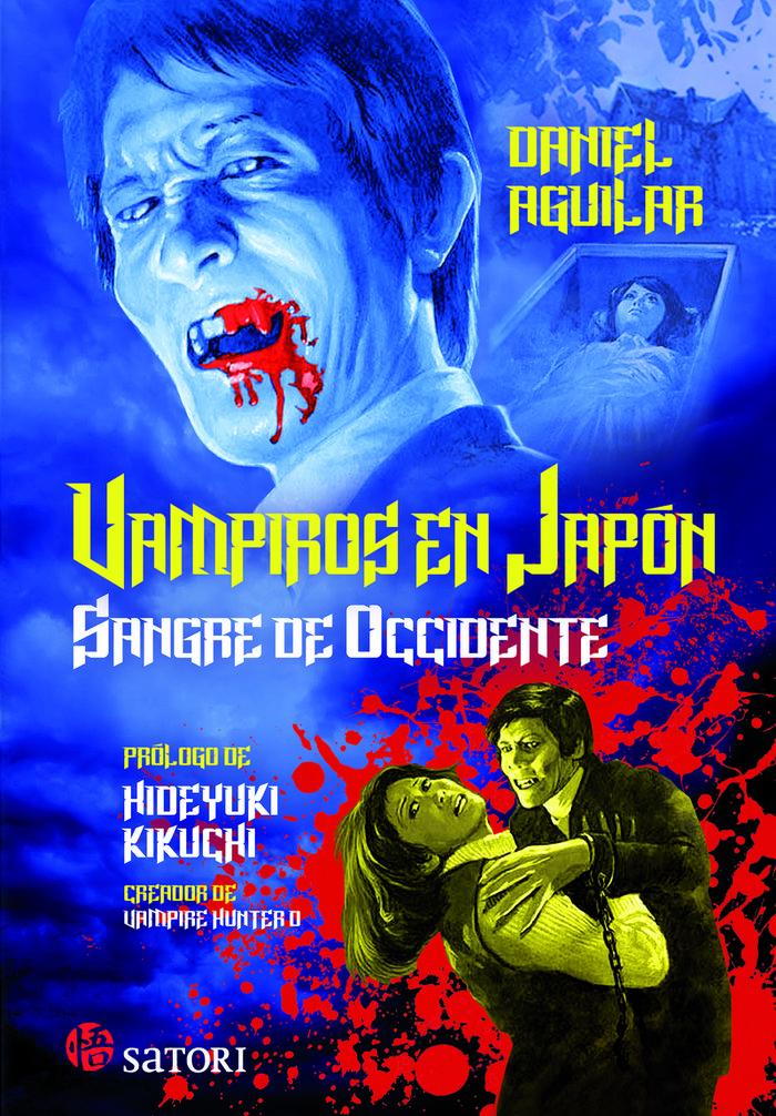 Vampiros en japon sangre de occidente