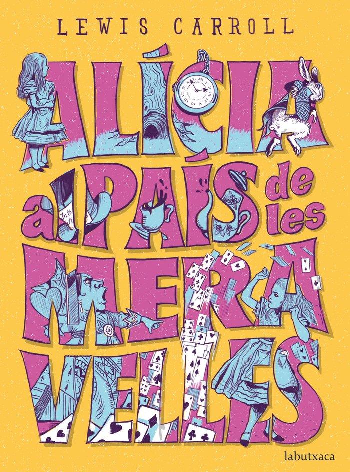 Alicia al pais de les meravelles catalan
