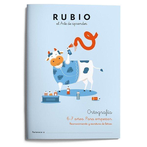 Rubio ortografia 1 (6 a 7 años)