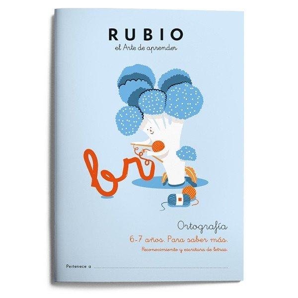 Rubio ortografia 2 (6-7 años)