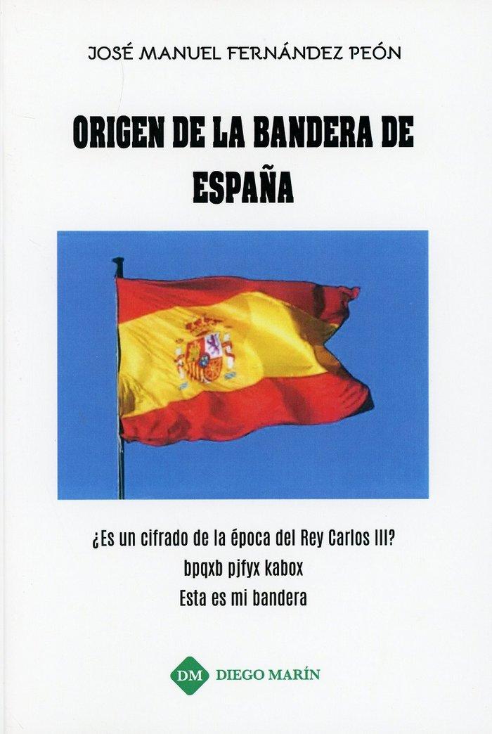 Origen de la bandera de españa