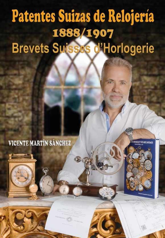 Patentes suizas de relojeria 1888/1907 brevetes suisses d`ho