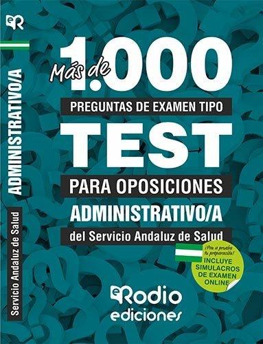 Mas de 1000 preguntas examen tipo test para oposicion sas