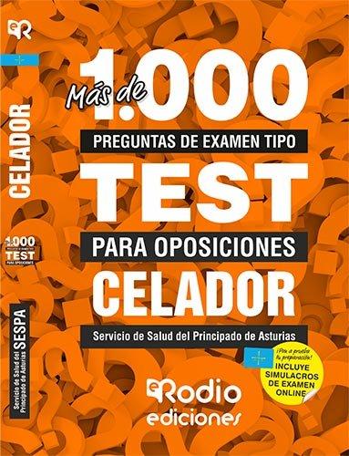 Mas 1.000 preguntas para celador del servicio salud asturia