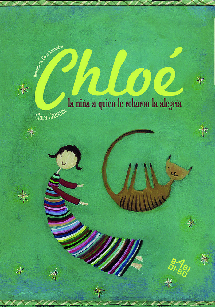 Chloe la niña a quien le robaron la alegria