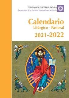 Calendario liturgico pastoral 2021 2022
