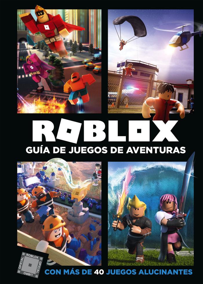 Roblox guia de juegos de aventuras
