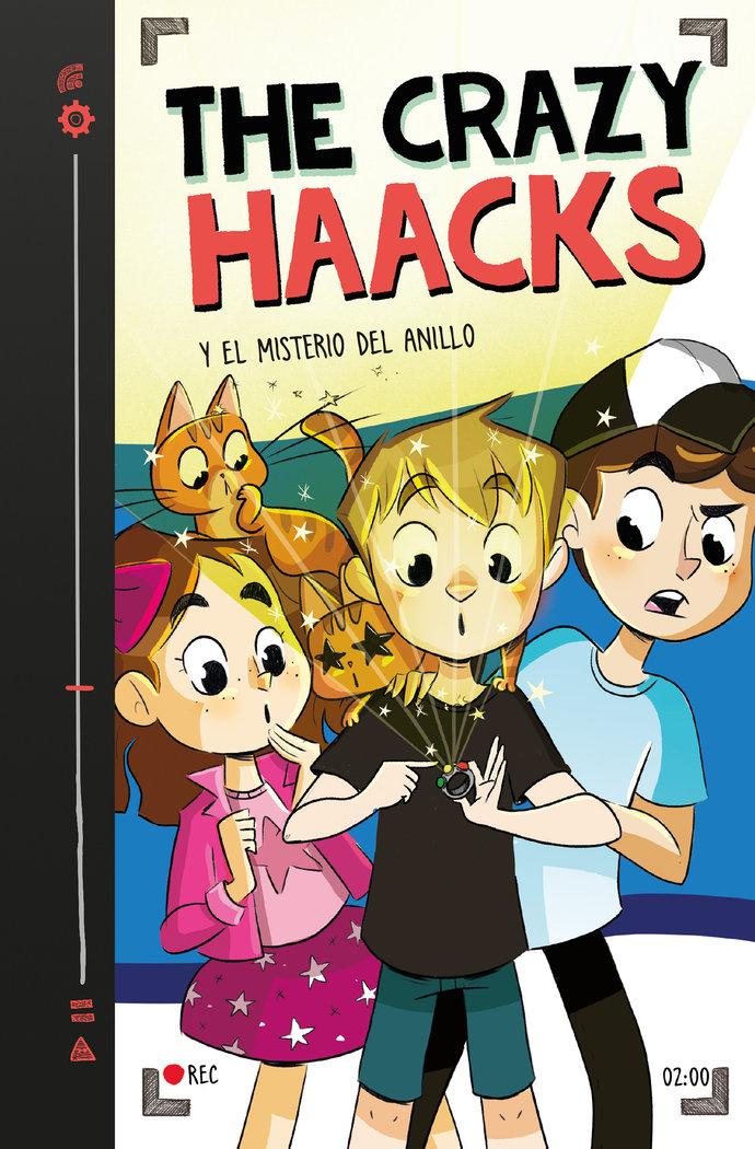 Crazy haacks 2 y el misterio del anillo