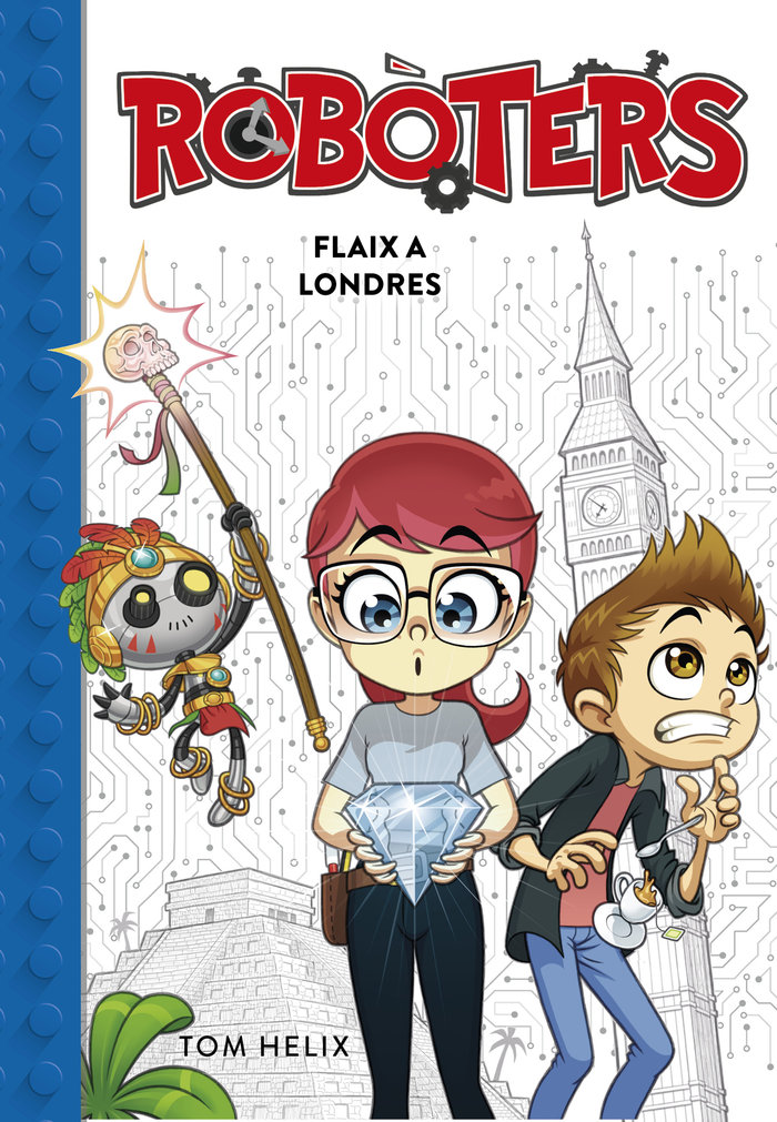 Flaix a londres serie roboters 3