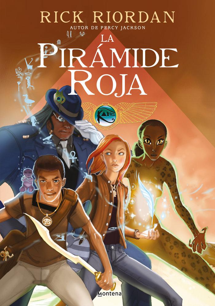 Piramide roja,la novela grafica