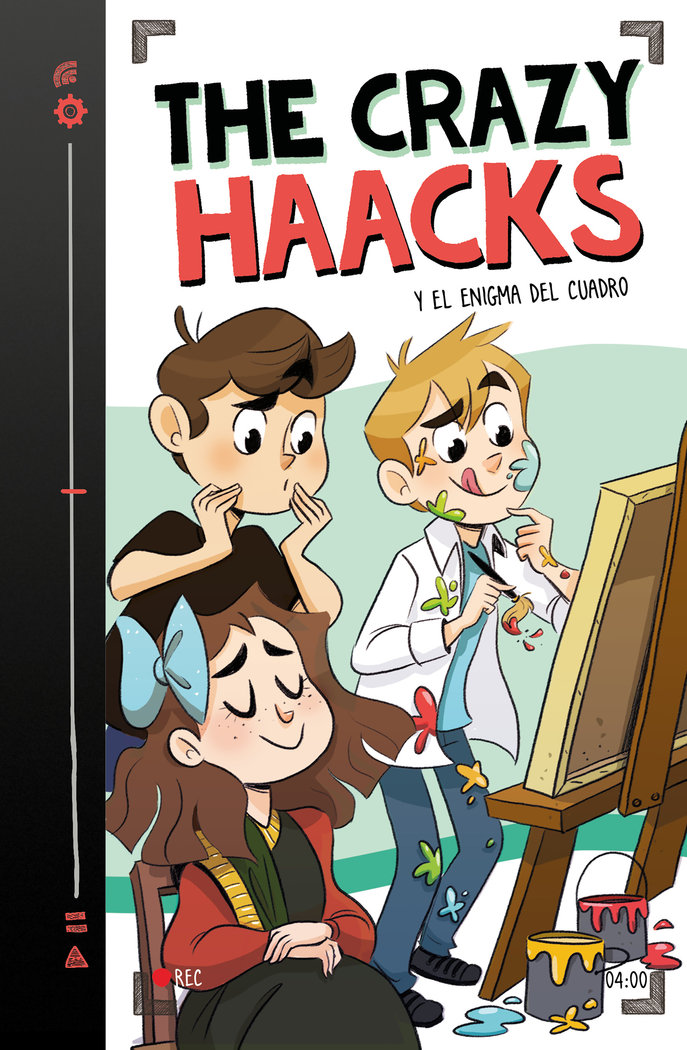 Crazy haacks 4 y el enigma del cuadro