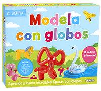 Kit creativo modela con globos