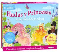 Kit creativo hadas y princesas