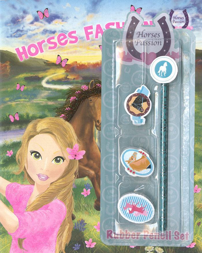 Gomas de borrar horses passion