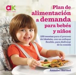 Plan de alimentacion a demanda para bebes y niños
