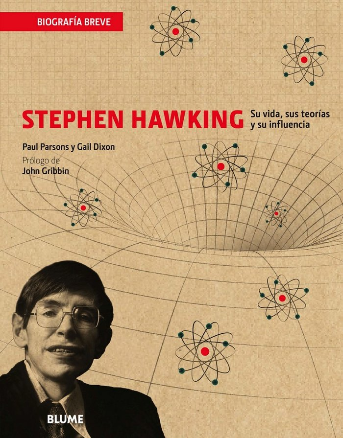 Biografia breve. stephen hawking (rustica)