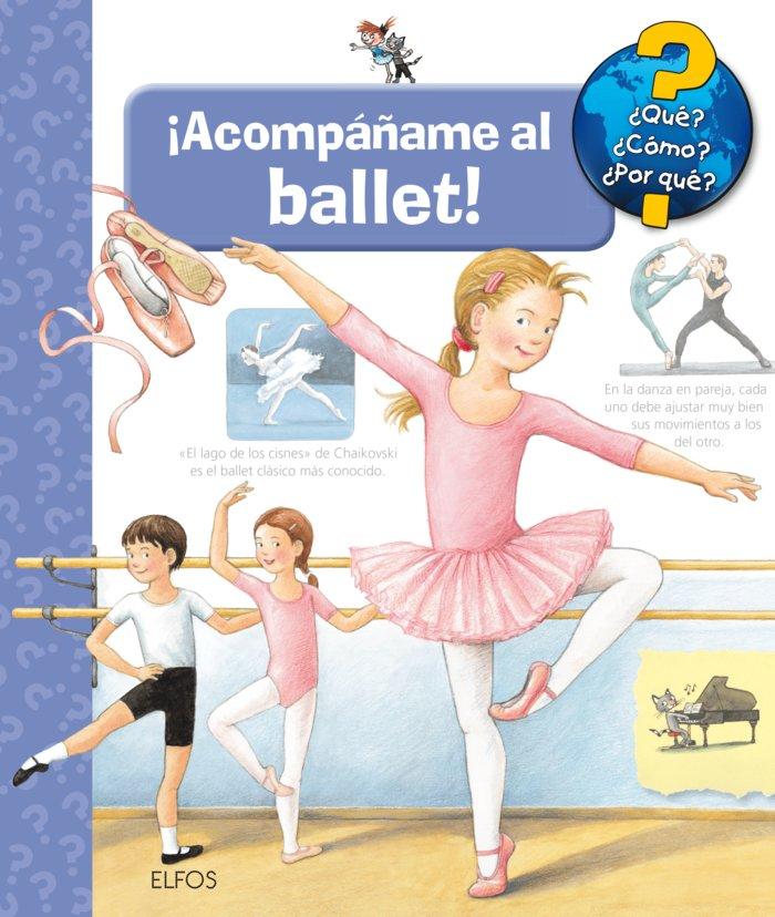 Que?... acompañame al ballet