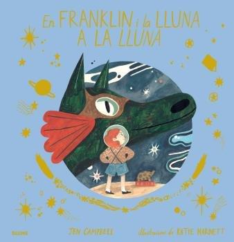Franklin i la lluna a la lluna