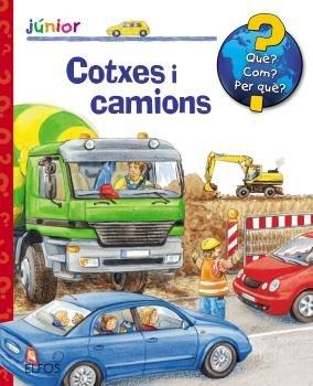 Que junior. cotxes i camions 2019