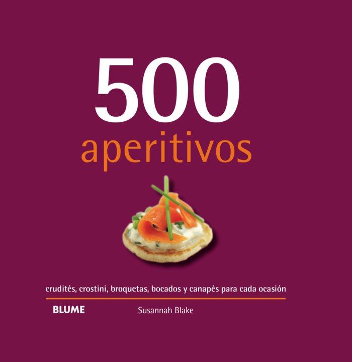 500 aperitivos 2019