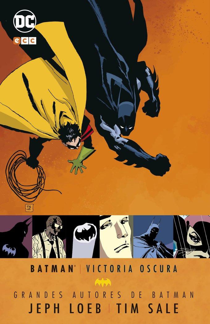 Batman victoria oscura 2ª edicion