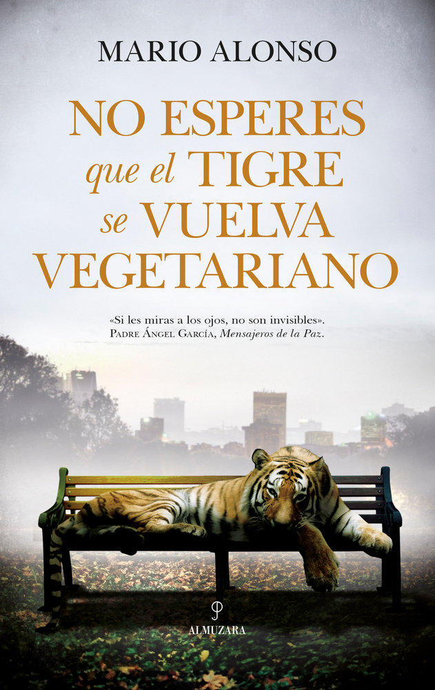 No esperes que un tigre se vuelva vegetariano