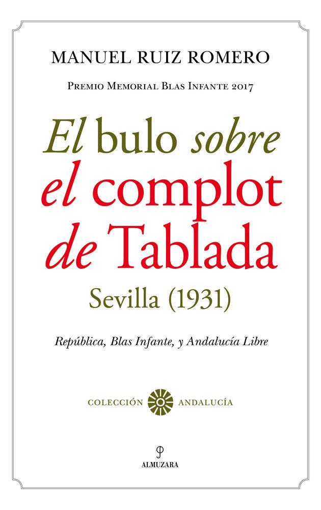 Bulo sobre el complot de tablada (sevilla, 1931),el