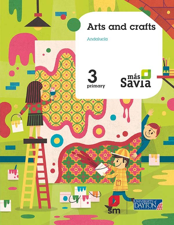 Arts and crafts 3ºep andalucia 19 mas savia