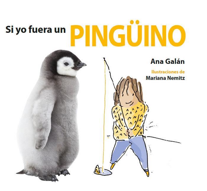 Si yo fuera un pinguino