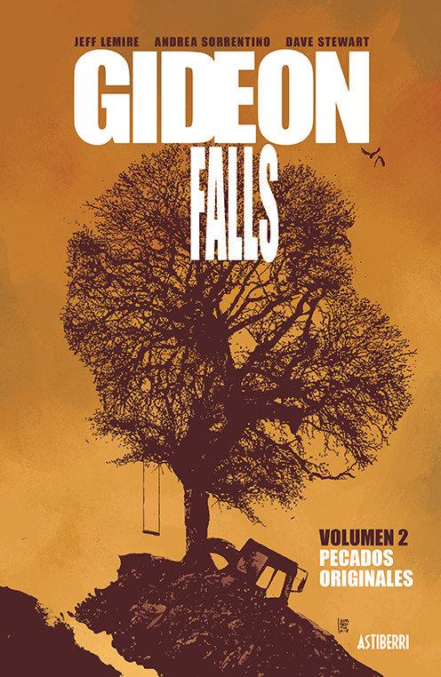 Gideon falls 2 pecados originales