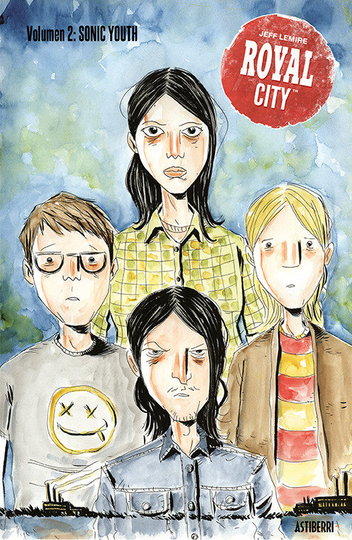 Royal city 2 sonic youth