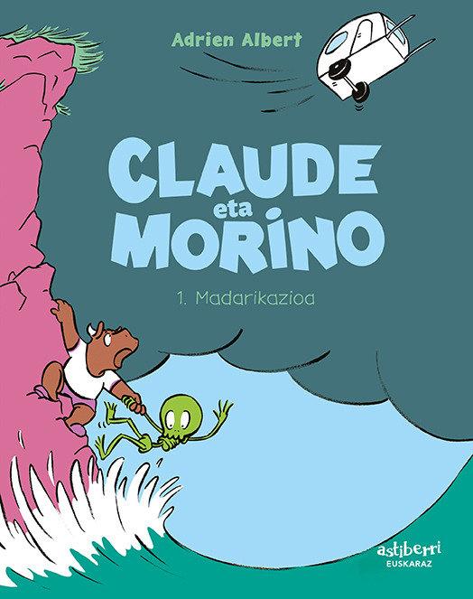 Claude eta morino 1 madarikazioa euskera