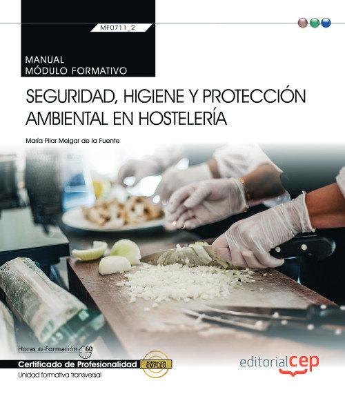 Manual seguridad higiene y proteccion ambiental en hosteles
